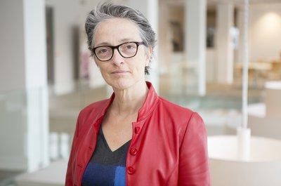 Wethouder Barbara Boudewijnse (GroenLinks)