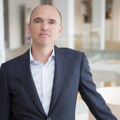 Wethouder Geert-Jan Hendriks (D66)