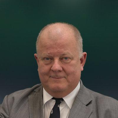 Gemeenteraadslid Erik Pieter Vlaanderen (Goois Democratisch Platform)