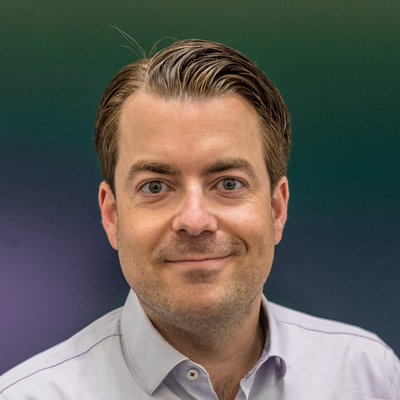 Gemeenteraadslid Jim de Vos (CDA)