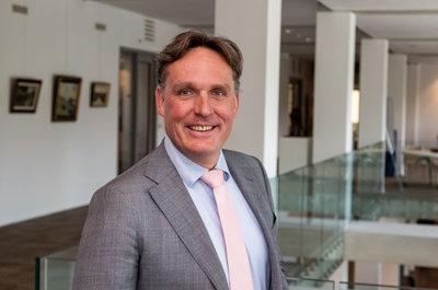 Wethouder Jorrit Eijbersen (VVD)