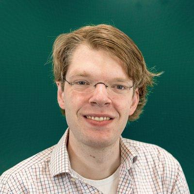 Steunfractielid Reinier van der Hulst (GroenLinks)