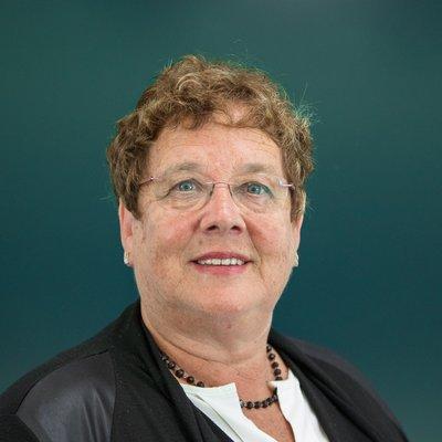 Fractiemedewerker Hanneke van der Wiele (CDA)