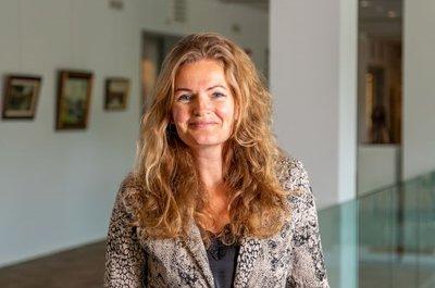Waarnemend gemeentesecretaris Margriet van Schaik