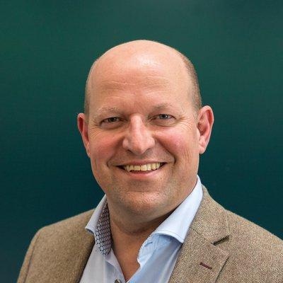 Steunfractielid Bert Sonneveld (CDA)