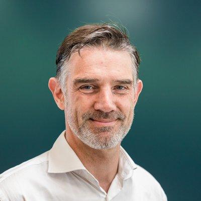 Fractievoorzitter Jens Duyts (VVD)