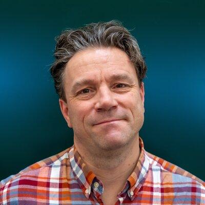 Steunfractielid Koen van Klinken (GroenLinks)