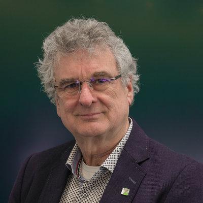 Gemeenteraadslid Jan Portengen (GroenLinks)