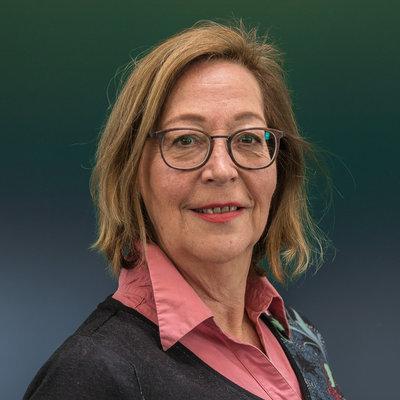 Gemeenteraadslid Petra Vonk (GroenLinks)