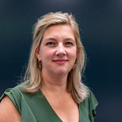 Steunfractielid Madeleine Hofman (Hart voor BNM)